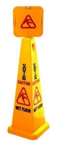 Sabco Caution Wet Floor Cone - Click for more info