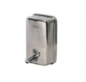 Sabco Stainless Steel Soap Dispenser 1L