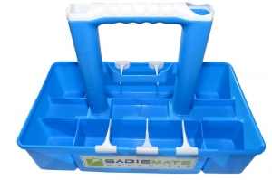 Sadiemate Maids Carrier Blue Caddy - Click for more info