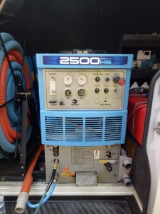 Sapphire Scientific 2500 Truckmount Used - Click for more info