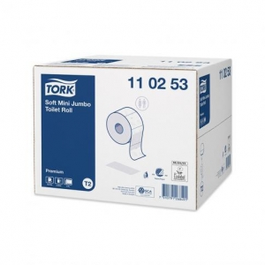 Tork Extra Soft Mini Jumbo Toilet Roll 2 - Click for more info