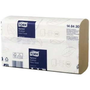 Tork Xpress M/Fold Towel ADV 185x21 H2 - Click for more info
