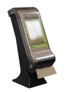 Tork Xpressnap Dispenser Stand Black - Click for more info