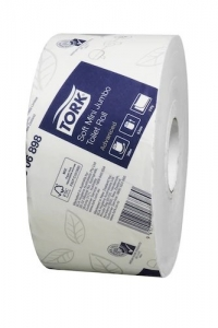 Tork Mini Jumbo Toilet Roll T2 2Ply 12/c
