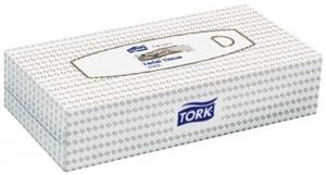 Tork Prem Facial Tissue 100sh  x  48Pkts - Click for more info