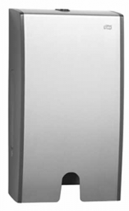 Tork H2 Hand Towel Dispenser Aluminium - Click for more info