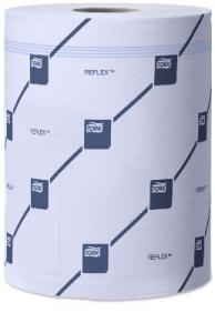 Roll Towel Reflex Wiping Blue 150m 6/ctn