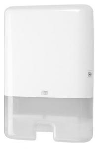 Tork H2 Hand Towel Dispenser White - Click for more info