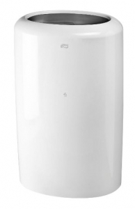 Tork White Rubbish Bin 50Litre B1 - Click for more info