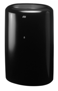 Tork Black Rubbish Bin 50Litre B1 - Click for more info