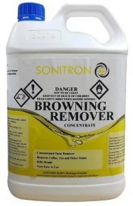 Sonitron Browning Remover Concentrat 5L - Click for more info