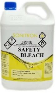 Sonitron Safety Bleach 5L