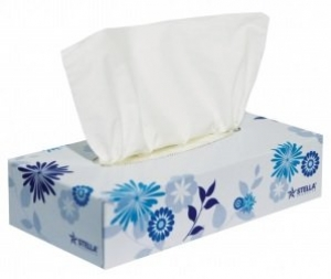 Facial Tissue 2ply 100 Sheet 225 - Click for more info