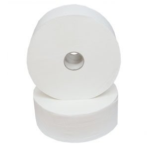 Stella 300m 2 Ply Jumbo Roll 8p/ctn - Click for more info