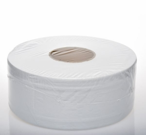 Jumbo Roll 1 Ply 600M, 8 Rolls 2716 - Click for more info