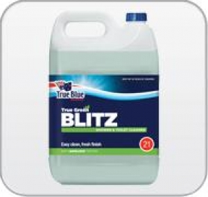 True Blue Blitz Green Shower & Toilet - Click for more info