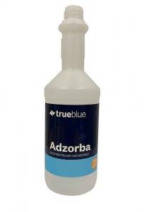 True Blue Screen Printed Bottle ADZORBA