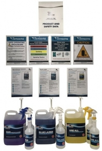 Chemical Starter Kit True Blue 5L - Click for more info