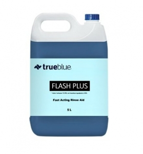 True Blue Flash Rinse Aid 5L - Click for more info
