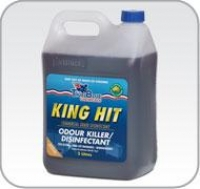 True Blue King Hit Disinfectant 200L - Click for more info