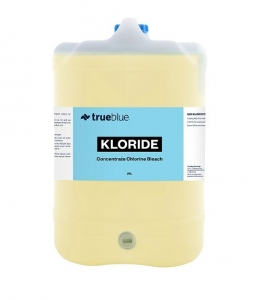 True Blue Kloride Bleach 12.5% 25L - Click for more info