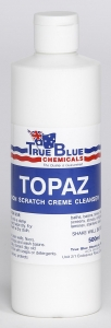 True Blue Topaz Cream Cleanser 500mL - Click for more info