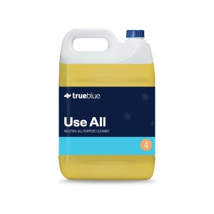True Blue Use All Neutral Cleaner 5L - Click for more info