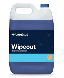True Blue Wipe Out Sanitiser 5L - Click for more info