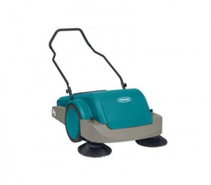 Tennant S3 Push Sweeper 87cm w/TwinMax - Click for more info
