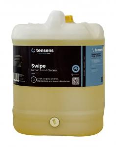 Clean+simple Swipe Lemon 3-in-1 20L