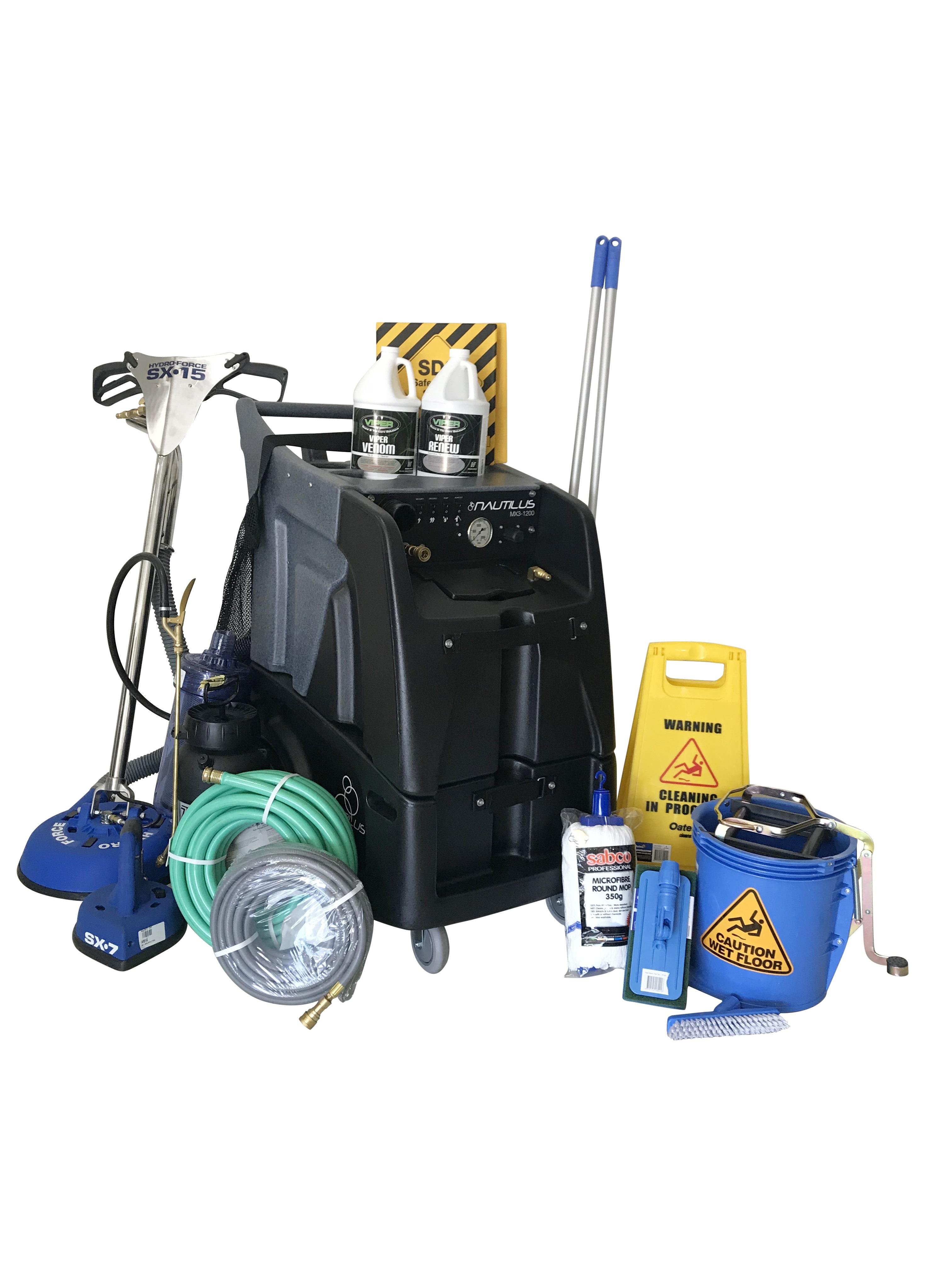 1200psi Tile Cleaning Kit - Click for more info