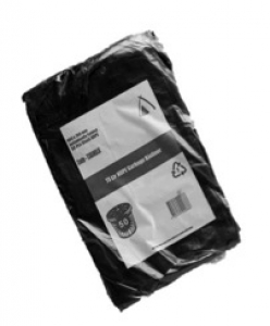 Bin Liner 82L Heavy Duty Black 500/Ctn - Click for more info