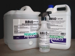 Research Halo Fast Dry Window Cleaner15L - Click for more info