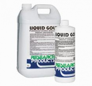Research Liquid Gold Window Cleaner 5L - Click for more info