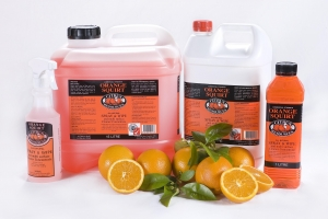 Citrus Resources Orange Squirt 5L - Click for more info