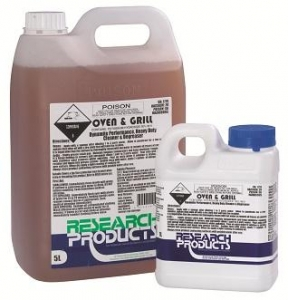 Research Oven and Grill Clean 5L